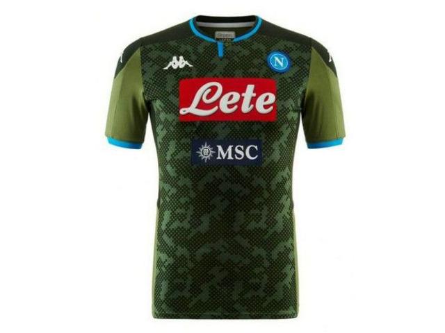 Vendita maglie calcio Napoli poco prezzo 2020