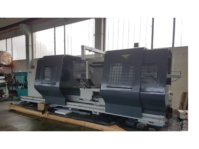 TORNIO CNC  RIMEX  LCC 1000-C X 3000  NUOVO - 2/2