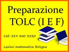 Ripetizioni matematica, fisica, MATURITA' TOLC informatica