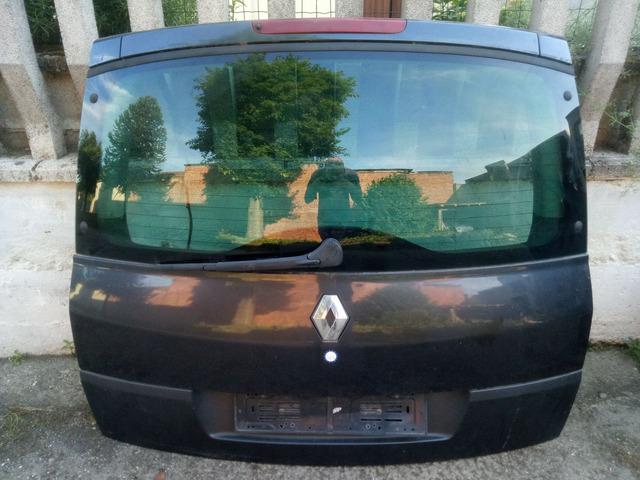 Portellone lunotto apribile Renault Espace 2010