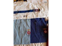 N. 2 Polo e n.1 Bermuda Aeronautica Militare