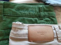 Pantaloni ragazzo Siviglia e Jeckerson originali
