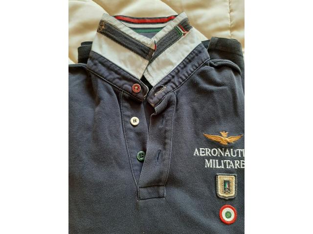 Polo originale Aeronautica Militare 9-11 anni - 1
