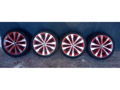 Cerchi in lega da 17 SEAT IBIZA FR anno 2016