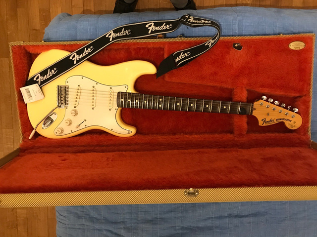 Fender Stratocaster Yngwie Malmsteen signature 2nd