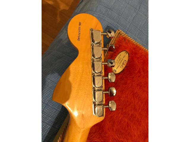 Fender Stratocaster Yngwie Malmsteen signature 2nd - 4/4