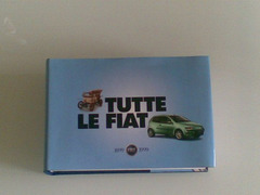 Fiat 100 anni di auto