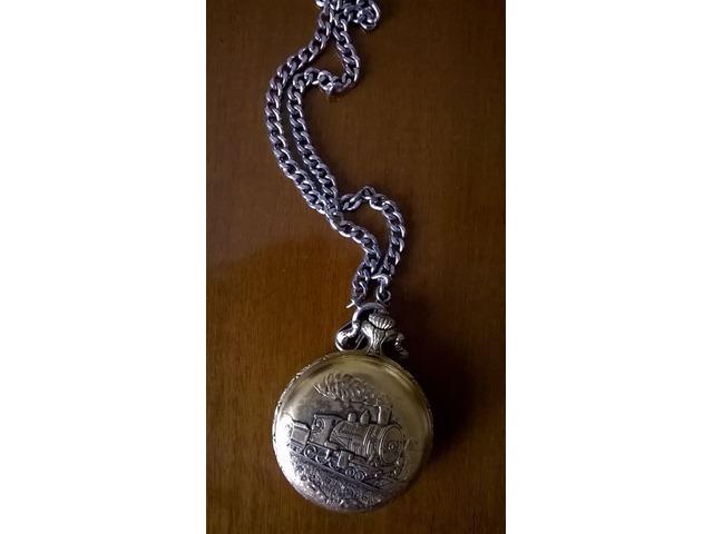 Orologio autentico da taschino