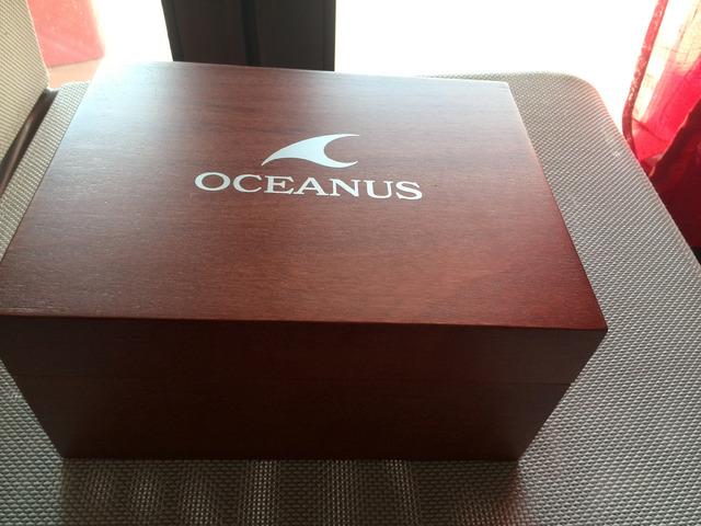 Casio Ocenaus - 5