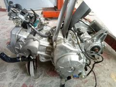 Motore Honda Integra 750 S anno 2018 km 5000