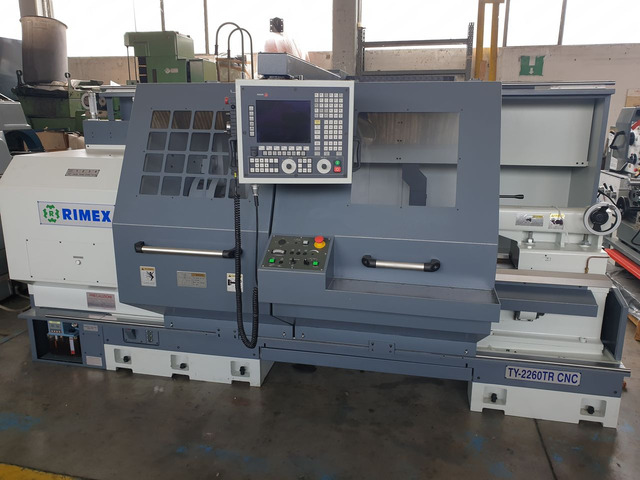 TORNIO CNC RIMEX 560 - 3