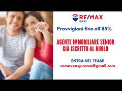 Carriera in Re/Max Easy, consulenti immobiliari SENIOR