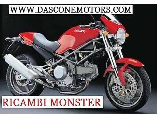 Ricambi Ducati Monster - 1
