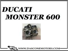 Carburatore Ducati Monster 600