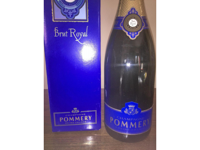 Champagne Pommery Royal Brut 75 cl in Astuccio