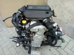 Motore Lancia New Ypsilon 1300 multijet 199B1000