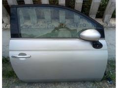 Porta portiera sportello Fiat 500 anno 2009