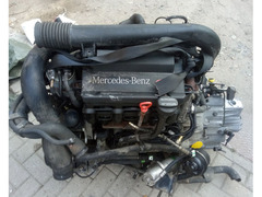 Motore Mercedes Vito 220 CDI anno 2001 611980