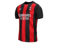maglia calcio AC Milan 2020-2021 prima