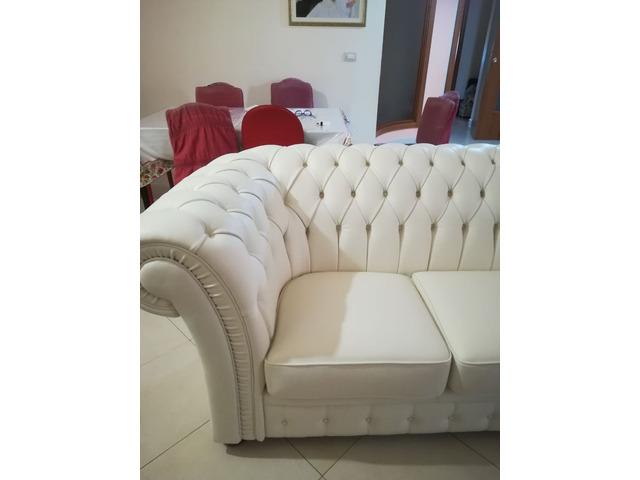 Vendo divano Chesterfield