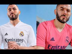 camisetas del real madrid 2020-2021