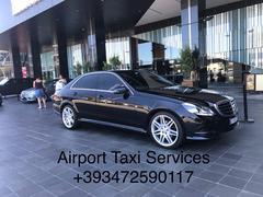 Taxi aeroporto auto e minibus  miglior prezzo