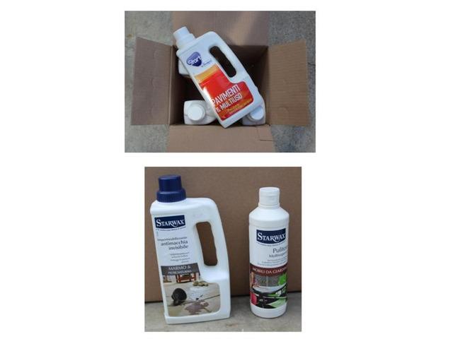 Stock detergenti per la casa 2000pz - 3