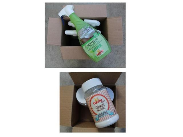 Stock detergenti per la casa 2000pz - 7