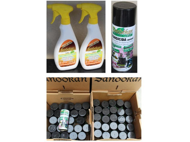 Stock concimi e repellenti 11663 pz - 7