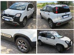 FIAT - Panda Cross 1.3 MJT 95 CV S&S 4x4 - Particamnete nuova