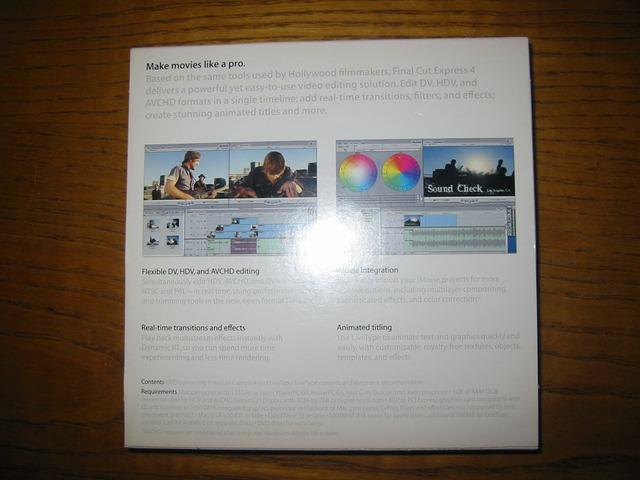 Programma video-editing nuovo, originale per MAC - 2/2