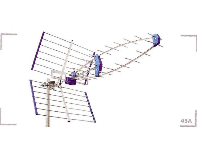 antenne digitale terrestre