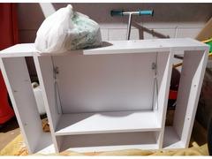 Homemania scrivania da muro richiudibile