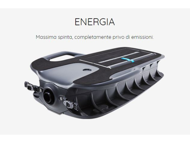 LAMPUGA  AIR  Elettrico 50 KM/H - 9/9