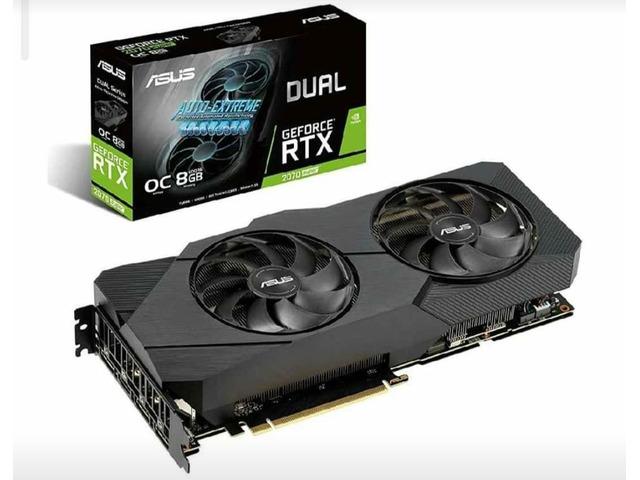 Asus GeForce RTX 2070 super evo 8 gb - 1/3