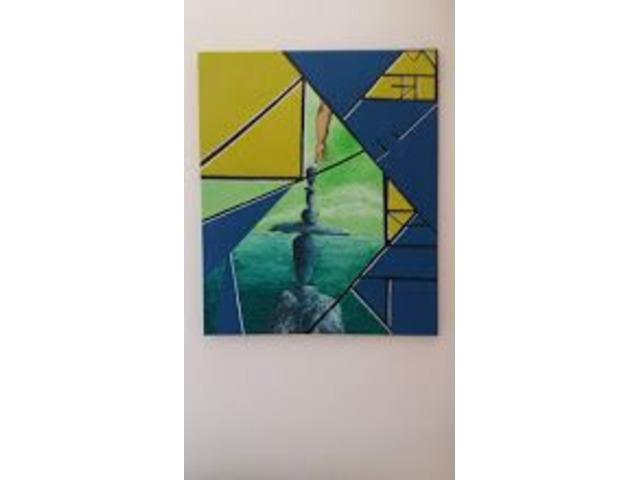 Quadro moderno geometrico - 2/6