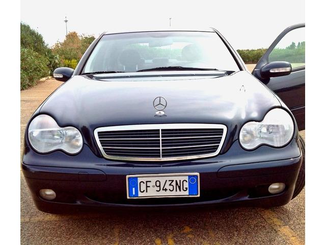 Mercedes Benz C 220 CDI Diesel solo 93mila KM !! PERFETTA ! - 1