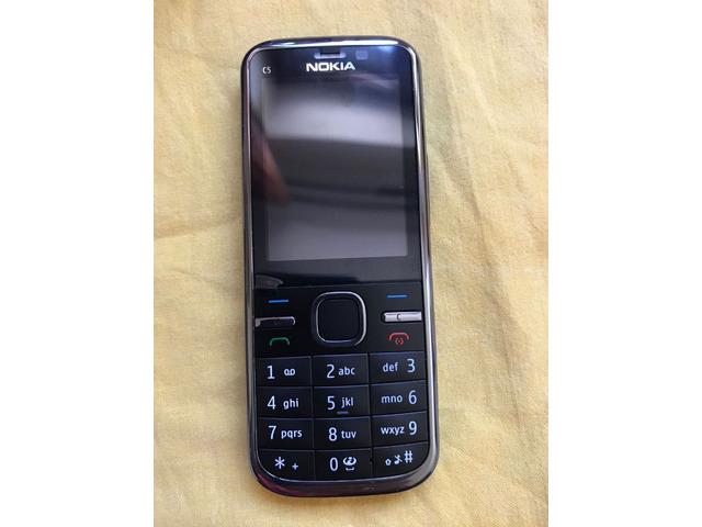 Nokia C5 -00 - 5MP - 2