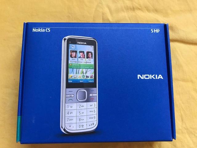Nokia C5 -00 - 5MP - 6