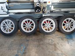 4 Cerchioni BMW X3 (F25) + gomme