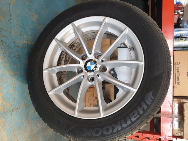 4 Cerchioni BMW X3 (F25) + gomme - 2/3