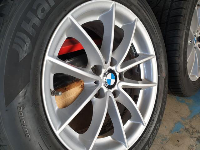 4 Cerchioni BMW X3 (F25) + gomme - 3/3