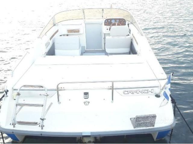 Barca motorizzata Volvo Penta