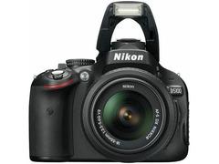 Nikon d5100 con ottica 18-105