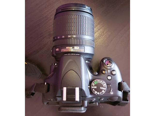 Nikon d5100 con ottica 18-105 - 3
