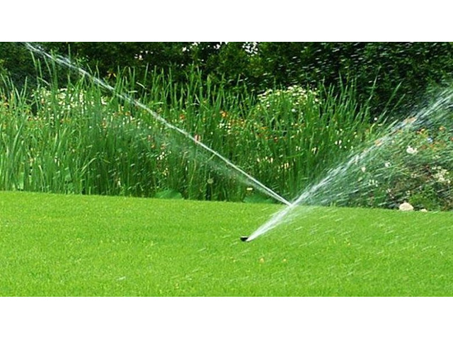 Impianti di irrigazione Sanremo e Imperia
