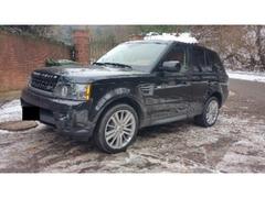 Land Rover modello Range Rover Sport sdv6 hse