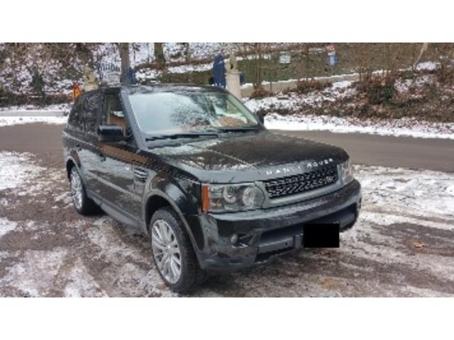 Land Rover modello Range Rover Sport sdv6 hse - 2