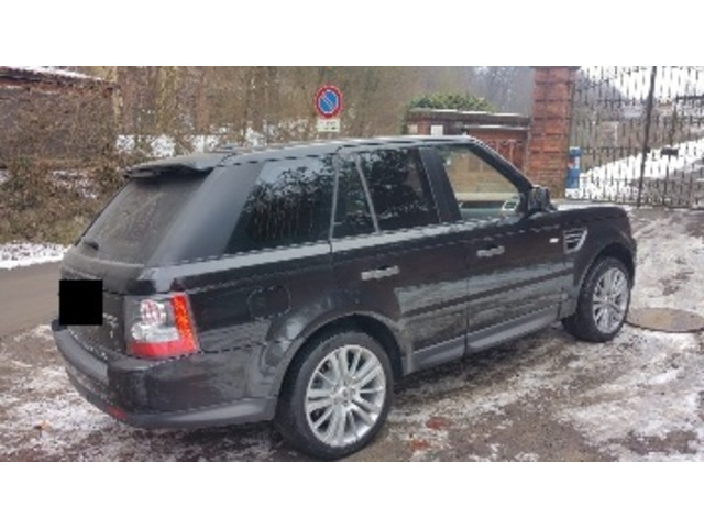 Land Rover modello Range Rover Sport sdv6 hse - 3