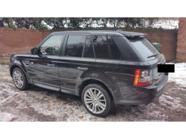 Land Rover modello Range Rover Sport sdv6 hse - 4